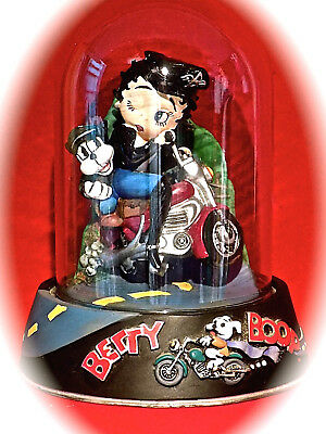"""betty Boop"" Figurines - New - Choose From 3 Styles (Sold Separately)"