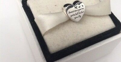 08f90adf2 AUTHENTIC PANDORA CHARM Heart Of Freedom 791967 - $26.98 | PicClick