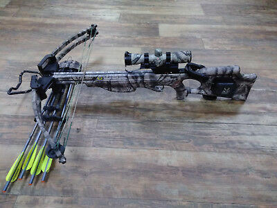 Tenpoint Crossbow Titan Hlx Xbow Set Up Accessories Hunting Scope