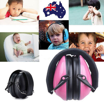 AU NEW MPOW Kid Ear Muffs Noise Canceling Range Hearing Protection Ear Safty-C2