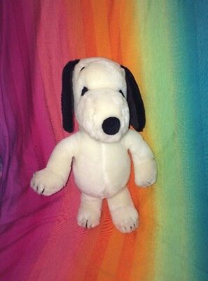 "Vintage 1968 United Feature Syndicate---10"" Snoopy Plush Doll---Product of Korea"