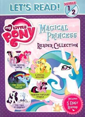 LET'S READ My Little Pony READER COLLECTION Magical Princess Paperback book NEW