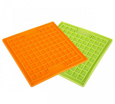 LICKIMAT Playdate Boredom Buster For Dogs Puppies & Cats Treat Game Toy Food Mat