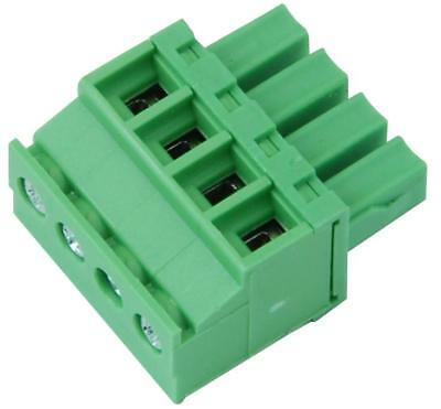 Terminal Block Ra Plug 3.81Mm 4 Way - 21.1510M/4-E
