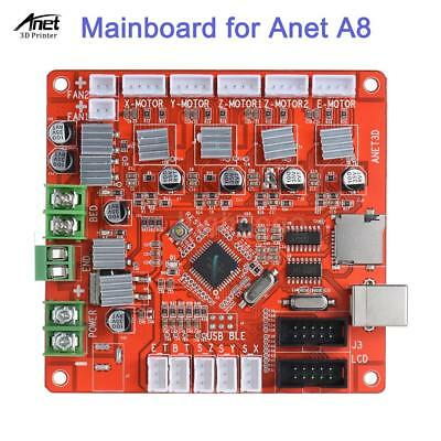 Anet A8 RepRap 3D Printer A1284-Base Control Motherboard DIY Self Assembly N0U5