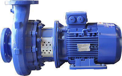 KSB Etabloc horizontal cast iron circulating pump Wilo Xylem Grundfos Armstrong