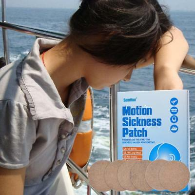 Car Sea Air Motion Sickness Patch Nausea Prevent Travel Relief Chinese E456