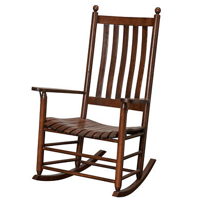 2-Troutman Chair Co. - #470 - Jumbo Shaker Rockers with lumbar support