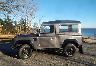 1988 Land Rover Defender 90 - left hand drive Land Rover Defender 90 2.5 Turbo Diesel