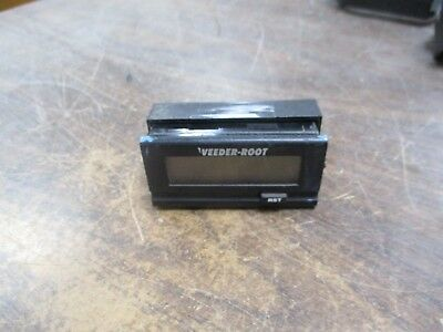 Veeder-Root Totalizer A103-000 Used