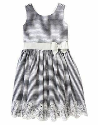 Baby & Toddler Clothing Gymboree Marina Party Navy Colorblock Rosette Set Easter Girls 18-24 Months Nwt