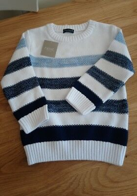 Next Boys Jumper age  1- 2yrs / 18- 24 Months (NWT)