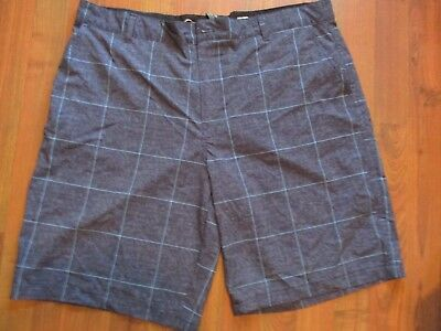 5e066e06e5 Very Nice Men's Ocean Pacific OP Flex 4 way Stretch Plaid Golf Shorts Size  40