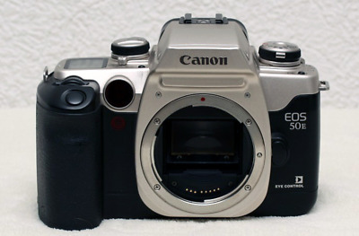 Canon EOS 50E 35mm SLR Camera Body, Tested with Film, Fantastic Condition. Enjoy