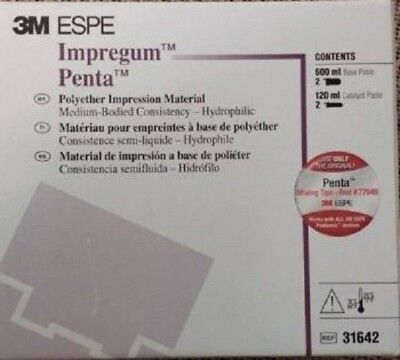 ESPE Impregum Penta Medium, Double Pack, 7/20 Dating