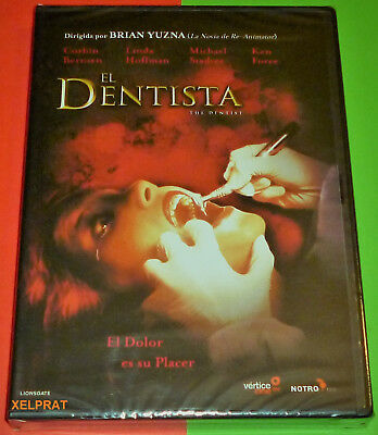 THE DENTIST BRIAN Yuzna 35mm Mounted Film Cell Cult Horror