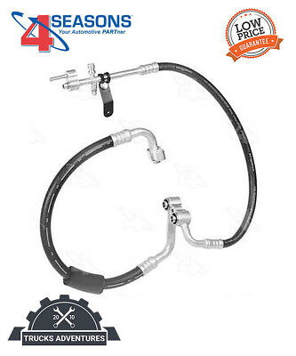 Four Seasons A/C Refrigerant Discharge / Suction Hose Assembly P/N:56433
