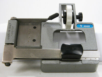 Rare Pro CATOZZO REGULAR 8MM FILM SPLICER With Splicing Tape  Working Nicely!