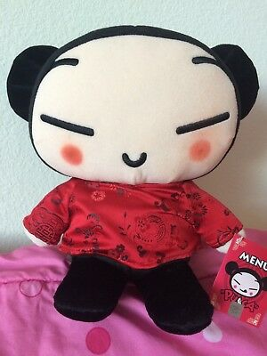 Rare Pucca Doll Plush NWT Kawaii stuffed japan Sanrio hello kitty