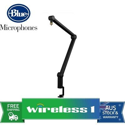 Brand New Blue Microphones Compass Premium Tube-Style Boom Arm - Black