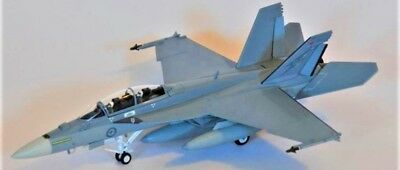 F/A-18 Super Hornet Growler A44-212 RAAF No. 1 Squadron Diecast Model 1/72 Scale