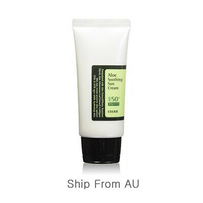 COSRX Aloe Soothing Sun Cream SPF50 PA+++ 50ml / 1.7oz Ship From AU