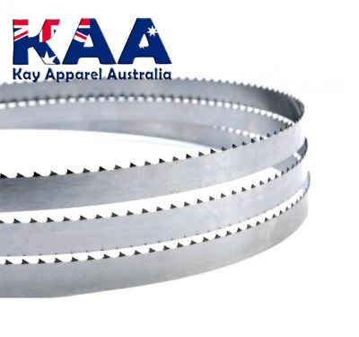 Butchers Bandsaw Blade 1980 x 13mm x 4 TPI to suit South African MEAT-O-MATIC
