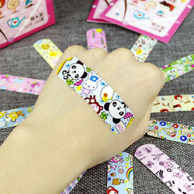 Band-aid Cute Cartoon Personality Hemostatic Stickers Trave Bandages