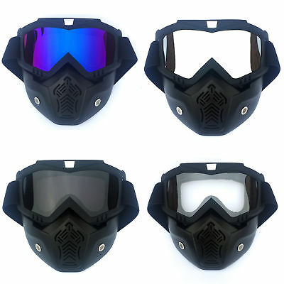Motorcycle Goggles Anti-wind Dustproof Goggles Riding Skiing Bicycle Glasses