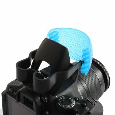 3 Color Camera Flash Bounce Light Hard Diffuser for Canon for Nikon Universal