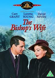 The Bishop's Wife Dvd Cary Grant New Factory Sealed