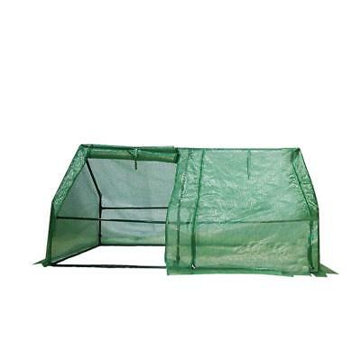 Abba Patio Walk-In Greenhouse Fully Enclosed Portable Greenhouse, 6'W x 3D x 3'H
