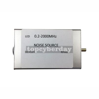 0.2-2000M Noise Signal Generator Noise Source Simple Spectrum Tracking Source