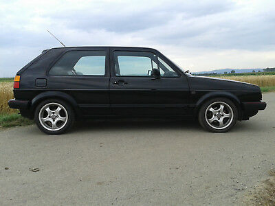 Vw Golf 2 Gti 16V Kr 139Ps Leder