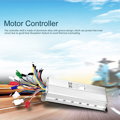 Motors & Parts Radient Free Shipping Bicicletas Electrica 800w 60v Bldc Motor Controller For E Scooter E Bike