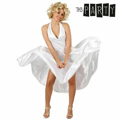 Costume Per Adulti Th3 Party Marylin Monroe  Misura M/l