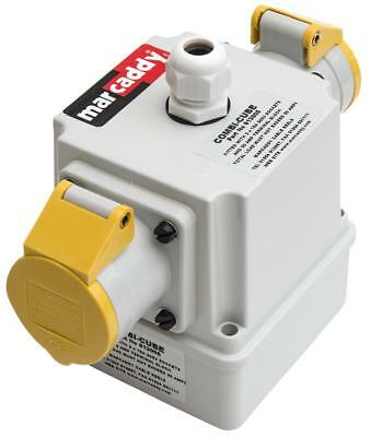 Combi-Cube With 2X 16A 110V Sockets - 613006