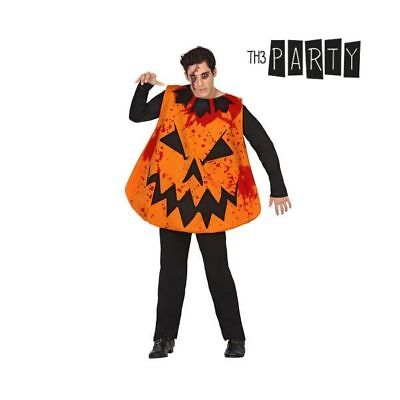 Costume Per Adulti Th3 Party Zucca  Misura Xl