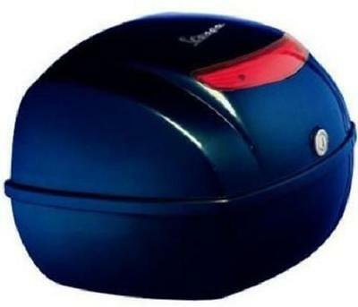 Genuine Vespa PX Top Box - Midnight Blue