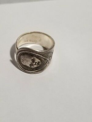 Gerber Baby Adult Ring old Vintage collectible