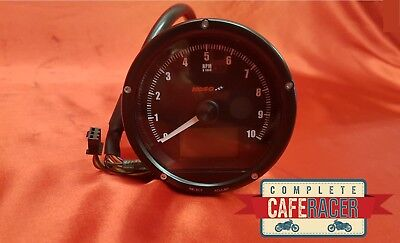 Cafe Racer Koso Crb Multi Function Speedometer