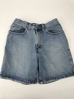 14900e48b67f9 GAP Womens Vintage Denim Best Basics Classic Fit Shorts High Waist Size 6  D003C