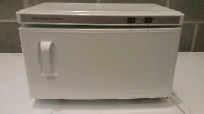 LCL Beauty High Capacity Hot Towel Cabinet/UV Sterilizer