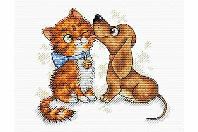Cross Stitch Kit Best friend M-191