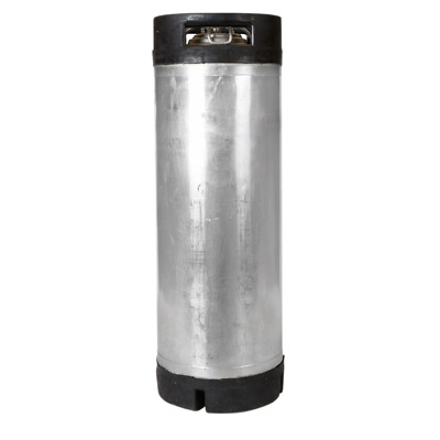 5 Gallon Ball Lock Corny Keg Reconditioned Class 4 Racetrack Lid - Free Shipping