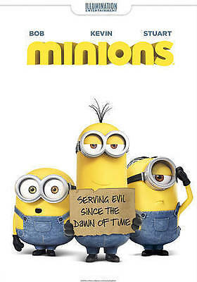 Minions (DVD, 2015) - SHPS IN 1 BUSINESS DAY WITH TRACKING