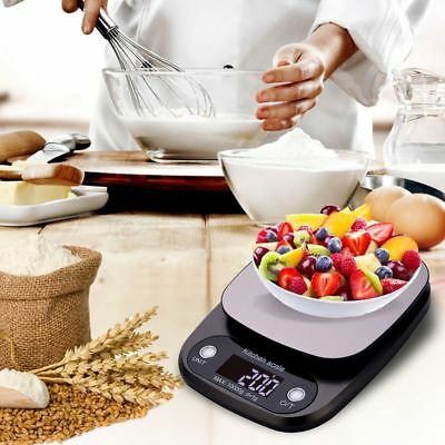 Kitchen Scales Food Baking Weight Digital LCD Electronic Weighing Scale 10k F3V3