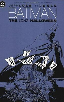 Batman: Batman - The Long Halloween by Jeph Loeb (1999, Paperback, Revised)