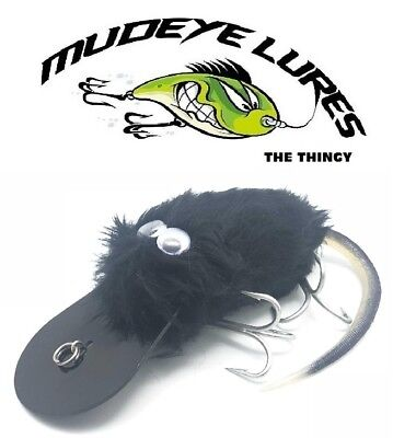 Mudeye The THINGY Fishing Lure ** VARIOUS COLOURS **