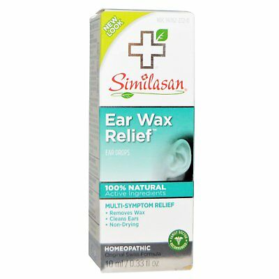 Similasan Ear Wax Relief Ear Drops .33 fl. oz